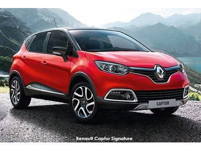Renault Adds Signature Trim To Captur Range Captur Signature