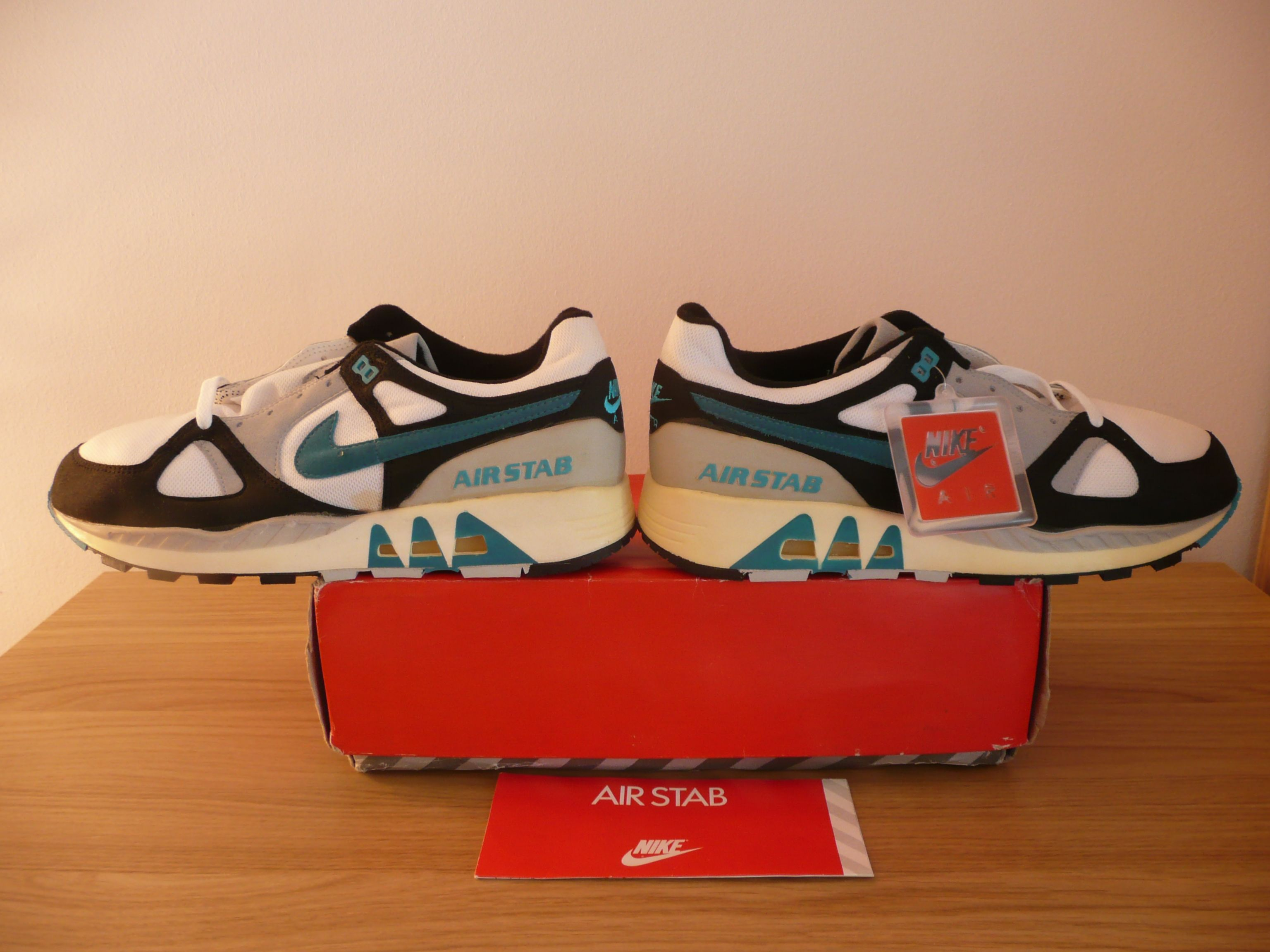 OG Nike Air Stab (Still bouncy foam!) | Nike air shoes