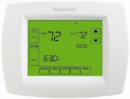 Heat Cool Digital Thermostat Vision Pro Vision Pro 7 Day