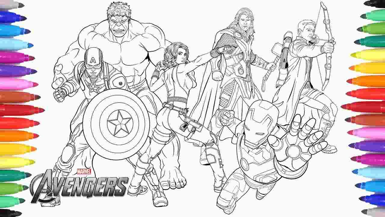 - Coloring Pages Of Avengers Avengers Coloring, Captain America Coloring  Pages, Avengers Coloring Pages