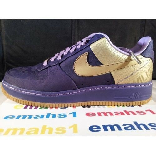 new concept 834cc a1737 Nike Air Force 1 Low Supreme Jamaal Wilkes sz 10 dunk sb one jordan xi  lakers fashion clothing shoes accessories mensshoes athleticshoes  (ebay link)