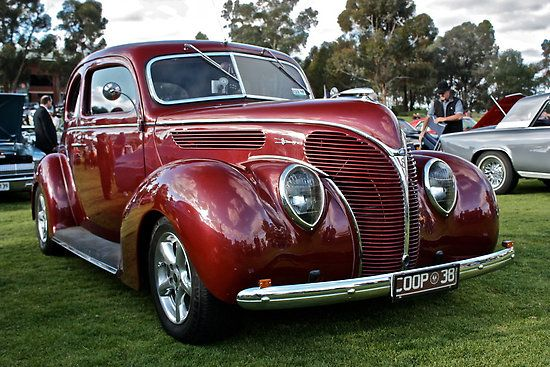 Ford 1938 Coupe My Dream Car Ford Classic Cars Classic Cars