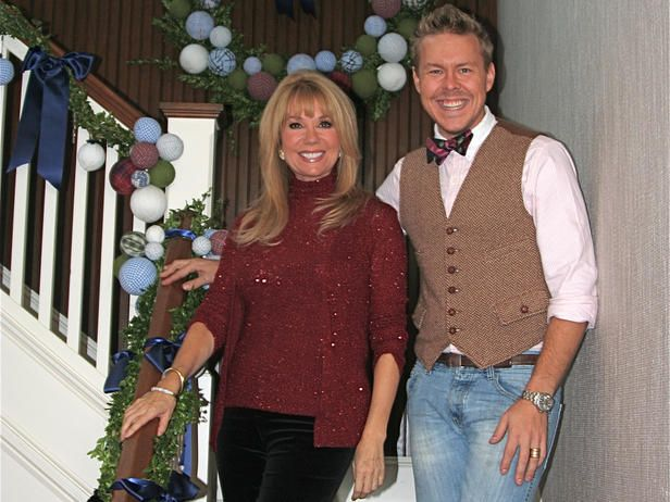 Celebrity Homes Holiday Decorating From The Stars Celebrity