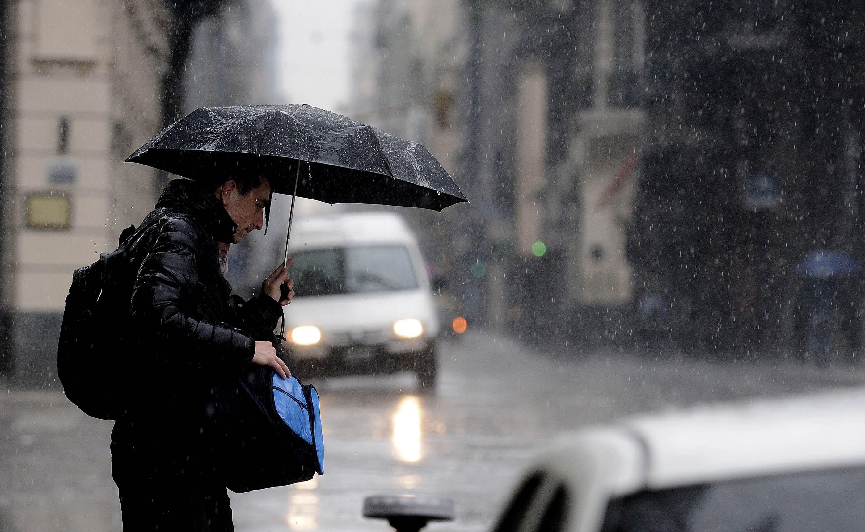 Alerta por lluvias y tormentas intensas - Noti Fe