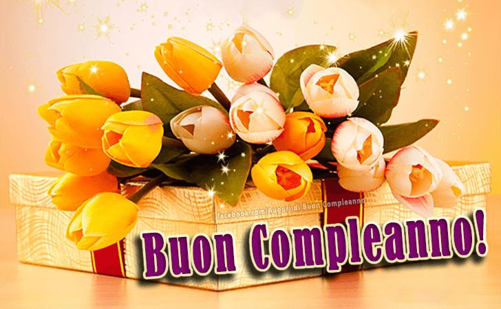 Connu Auguri di Buon Compleanno | Buon Compleanno! | Compleanno  YG68