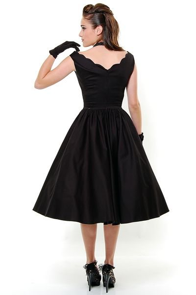 1000  images about bridesmaid in black on Pinterest  Pinup girl ...
