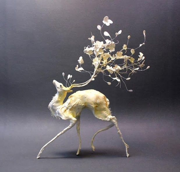 sculptures by ellen jewett