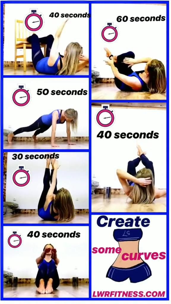 At home workouts for women no equipment | Top weight loss ...