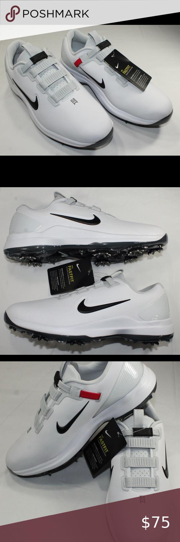 nike men's tw71 fastfit golf shoes