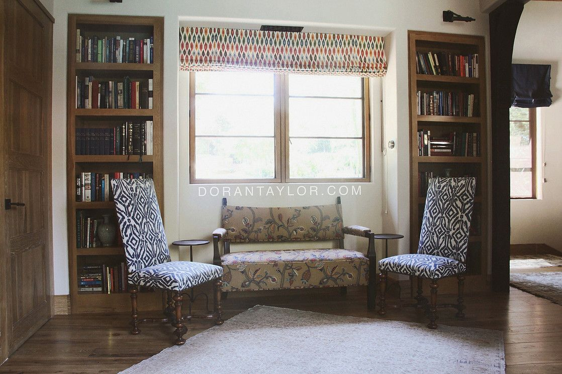 Doran taylor interior design dorantaylor hall canyon home