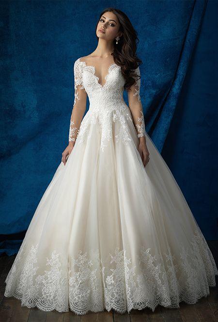 Style of the Week // 9366 | Hochzeitskleider, Brautkleid und Traum ...