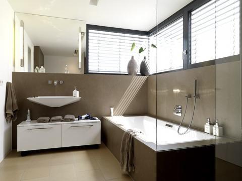 ▷ So gestalten wir ein kleines Bad - [SCHÖNER WOHNEN] | Bad und WC ...