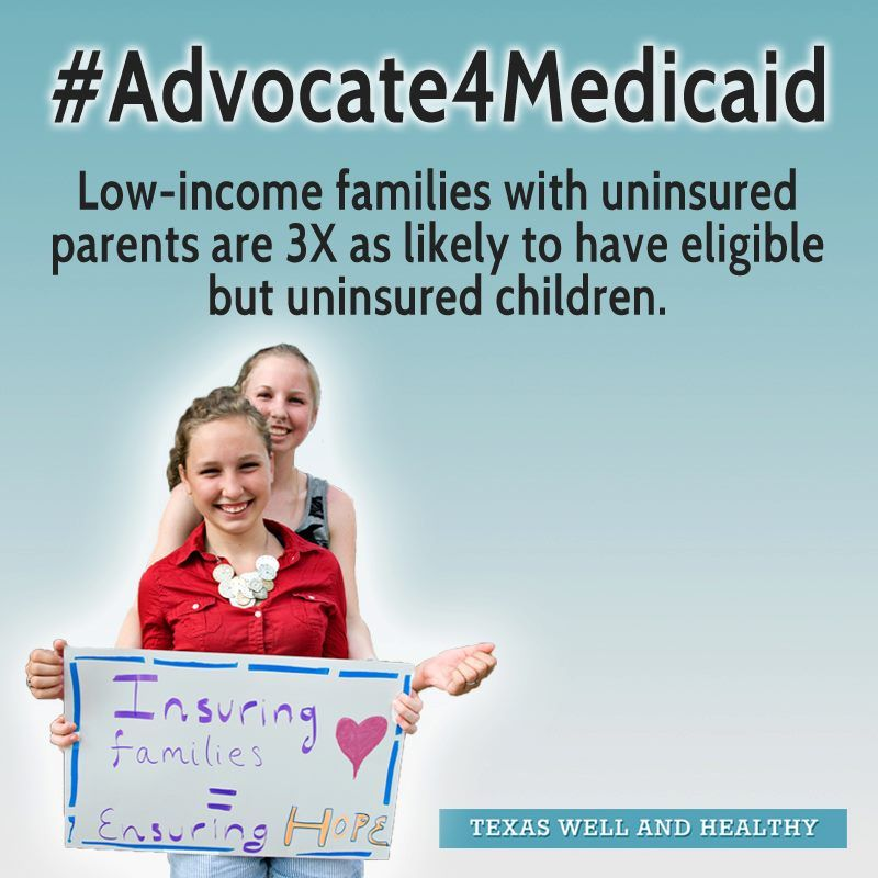 A Quick Way to Show Your Support for Extending Medicaid