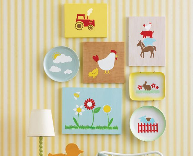 Martha On The Farm Bedroom Accessories Project