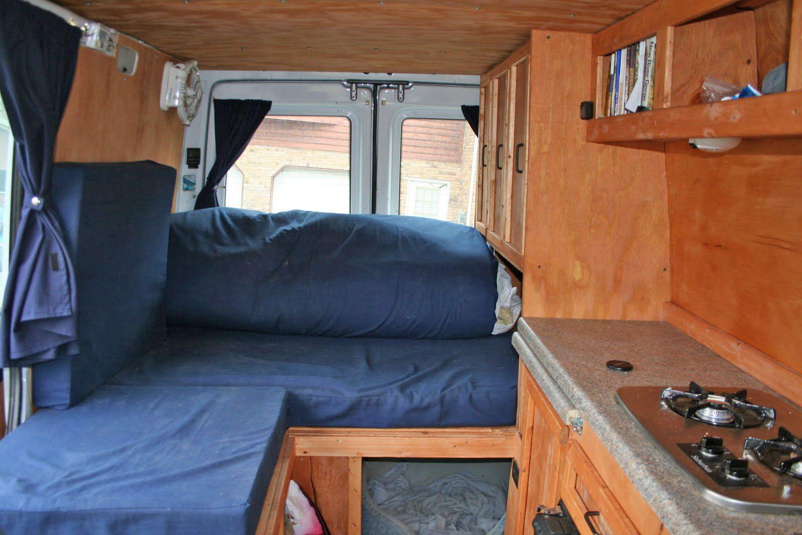 Diy rv interiors - Campervan Interior