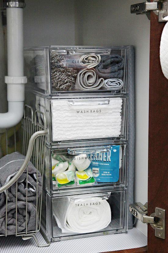Pin By Jennifer Hd On Organization Kitchen Sink Organization