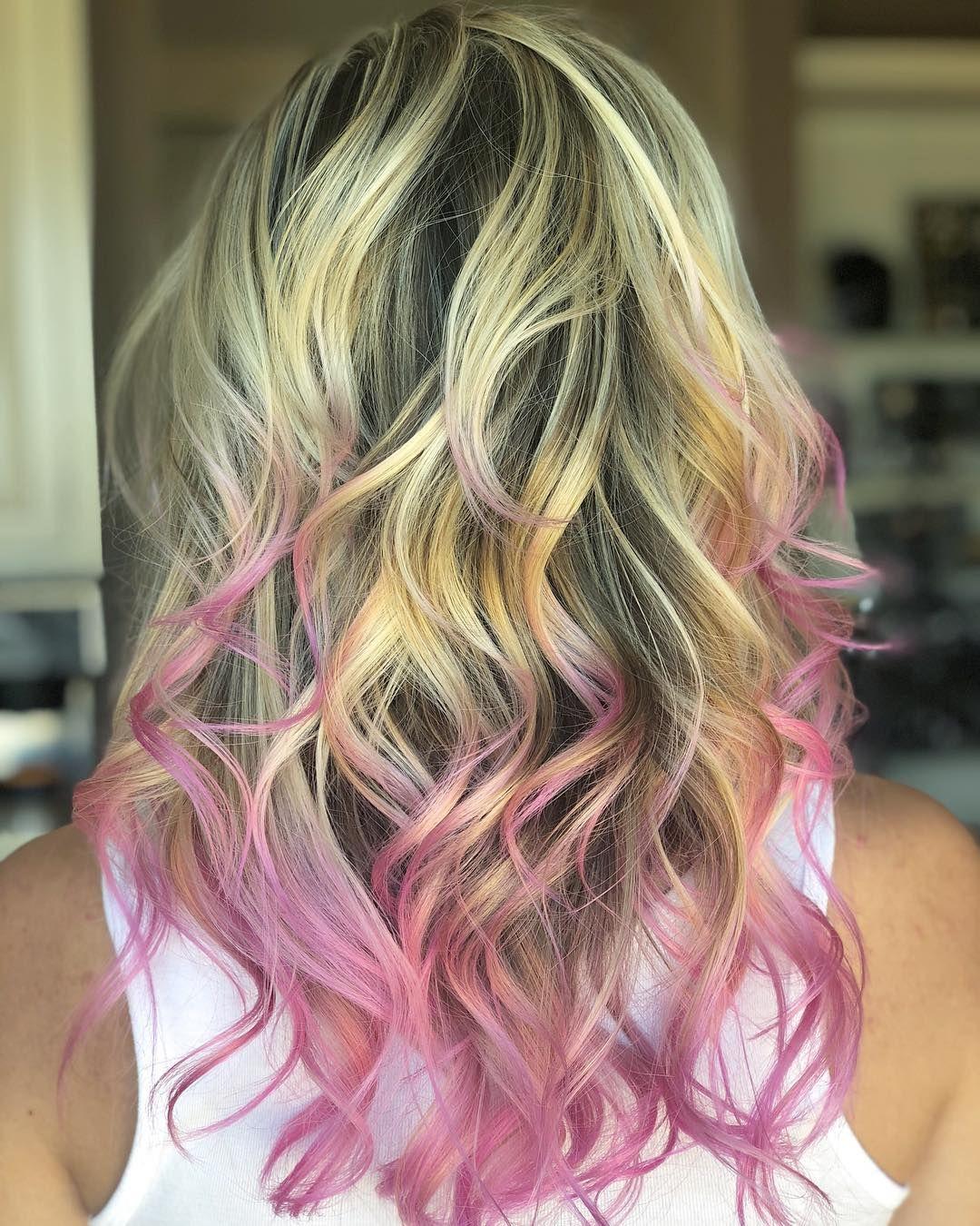 Pin On Dyed Hair