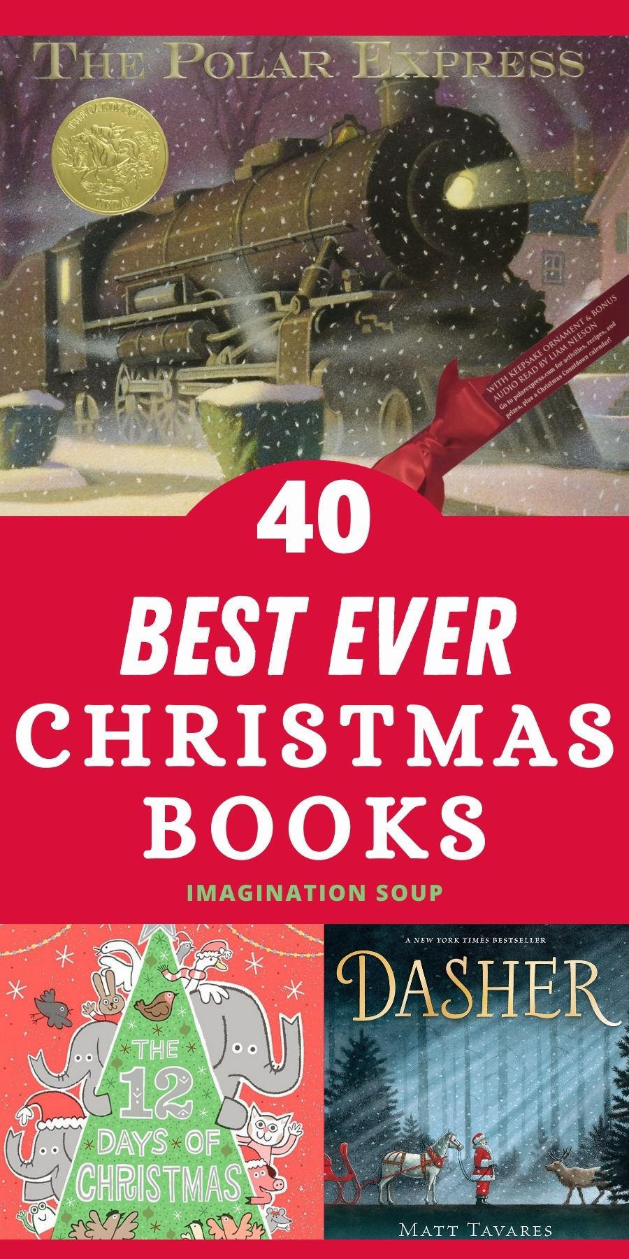 New York Times Best Books For Children 2020 Christmas Biggest, Best List of Children's Christmas Books in 2020