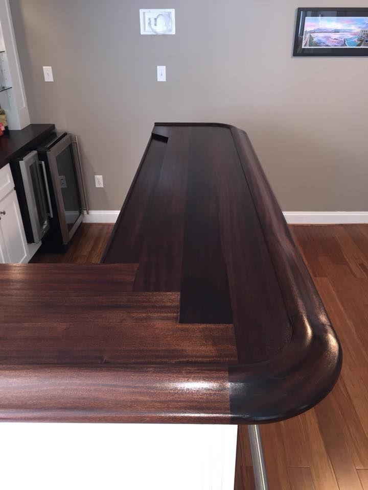 Br475 Bar Rail Radius Corner And Straight Moldings Along With Our Bar Top Kits Glass Rails And Drip Edge All Home Bar Designs Bars For Home Basement Bar Plans