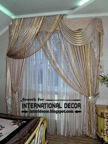 Bedroom Curtains Design Ready Made Curtains Modern Curtain Designs Bright Bedroom