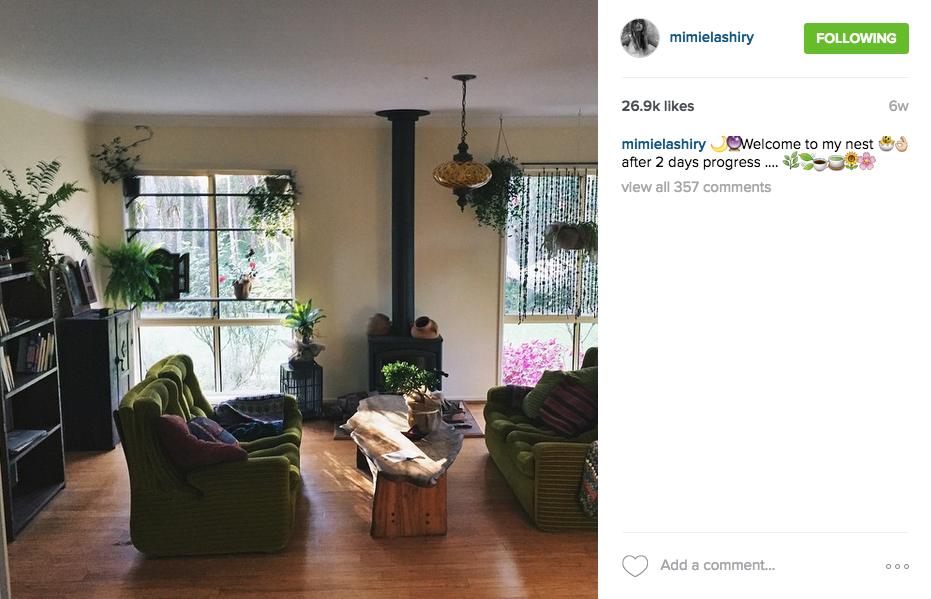 living living room