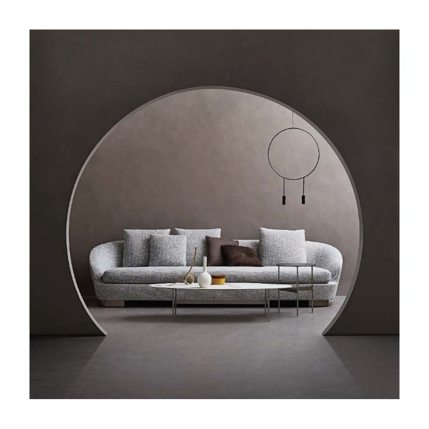 Elle Decor Italia Divano GRAND JACQUES Design: Rodolfo Dordoni per ...