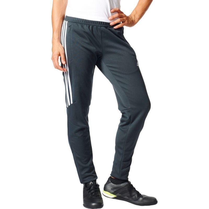 053d4c44f adidas Women's Tiro 17 Soccer Training Pants, Size: Medium, Dark Grey/White