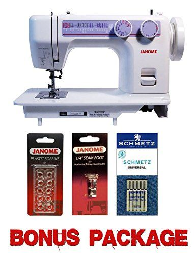 Janome 40T Treadle Sewing Machine With Janome 40 Inch Seam Foot 40 Simple Treadle Sewing Machine Needles