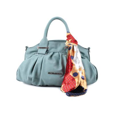 Paulina Handbag w/ Removable Scarf Accent