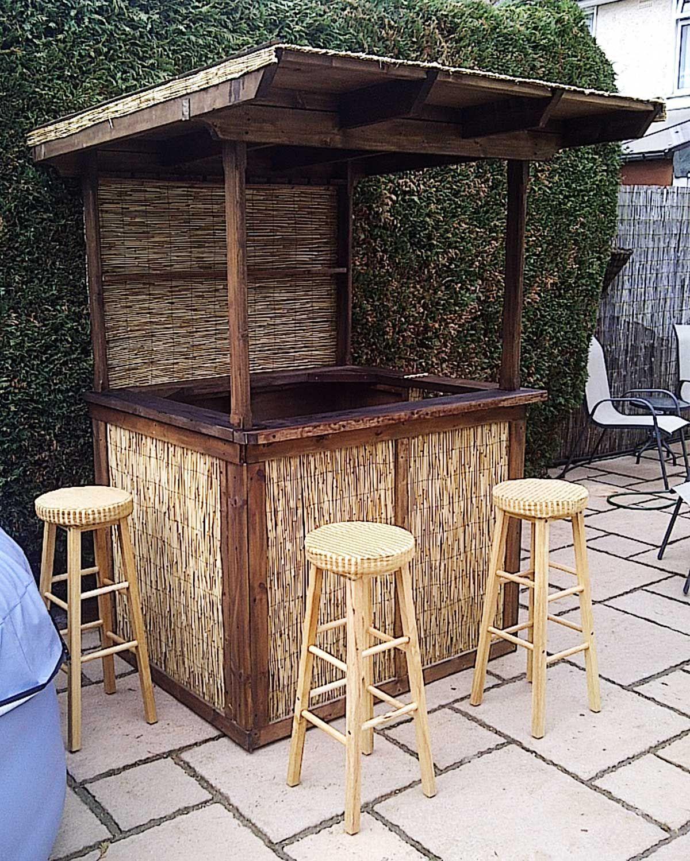 Good 25+ Outdoor Bar Ideas And Amazing Deck Design Ideas