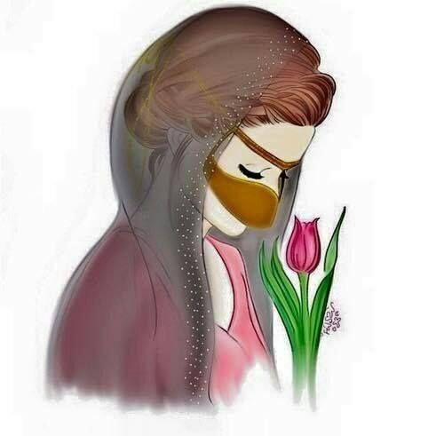 ماني بدويه ولا شي بس حبيبي بدوي وبكون بدويه لعيونه Islamic Cartoon Watercolor Night Sky Folk Art