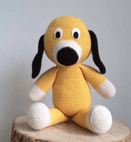 Bjørnen Bjørn Figurine Crochet Figurines Crochet Og Character