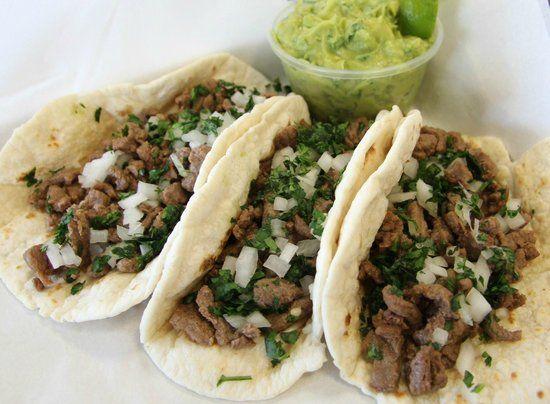 Carne Asada Tacos - Mexico City Style   Food   Pinterest ...