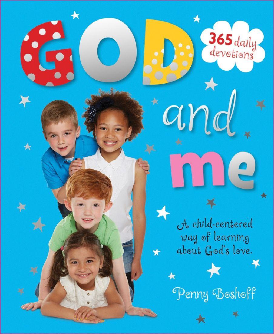 God and me devotional books spiritual childrens books
