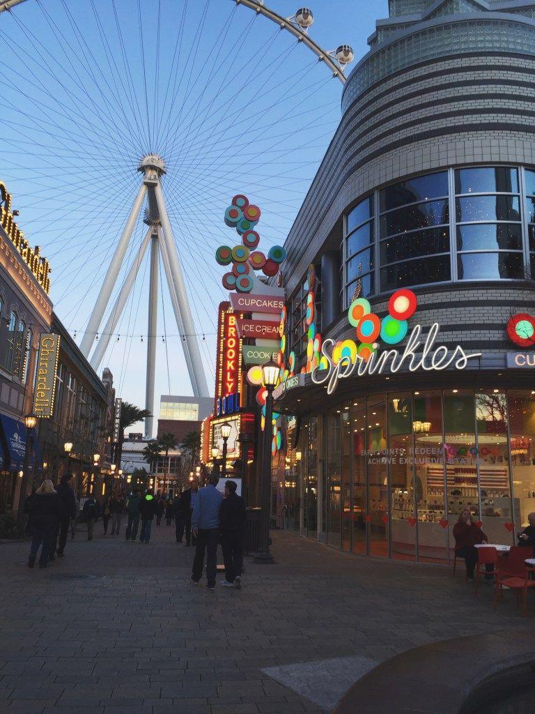 The LINQ Promenade // Las Vegas