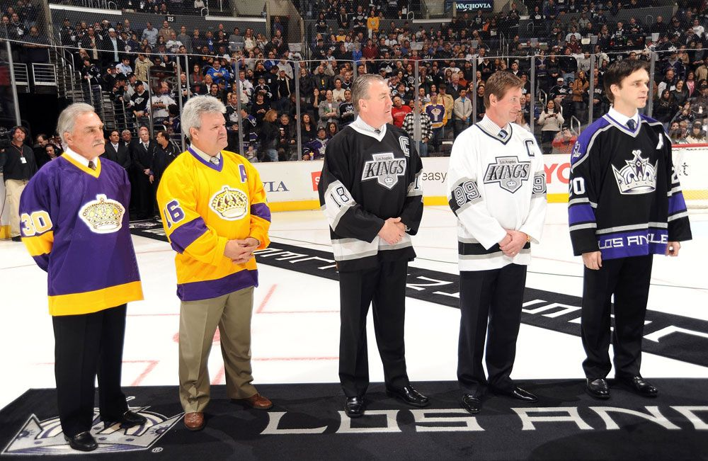 What Do All These Men Have In Common Their Uniform Numbers Have Been Retired By The Kings L R Rogie Vachon 30 M Los Angeles Kings Kings Hockey La Kings