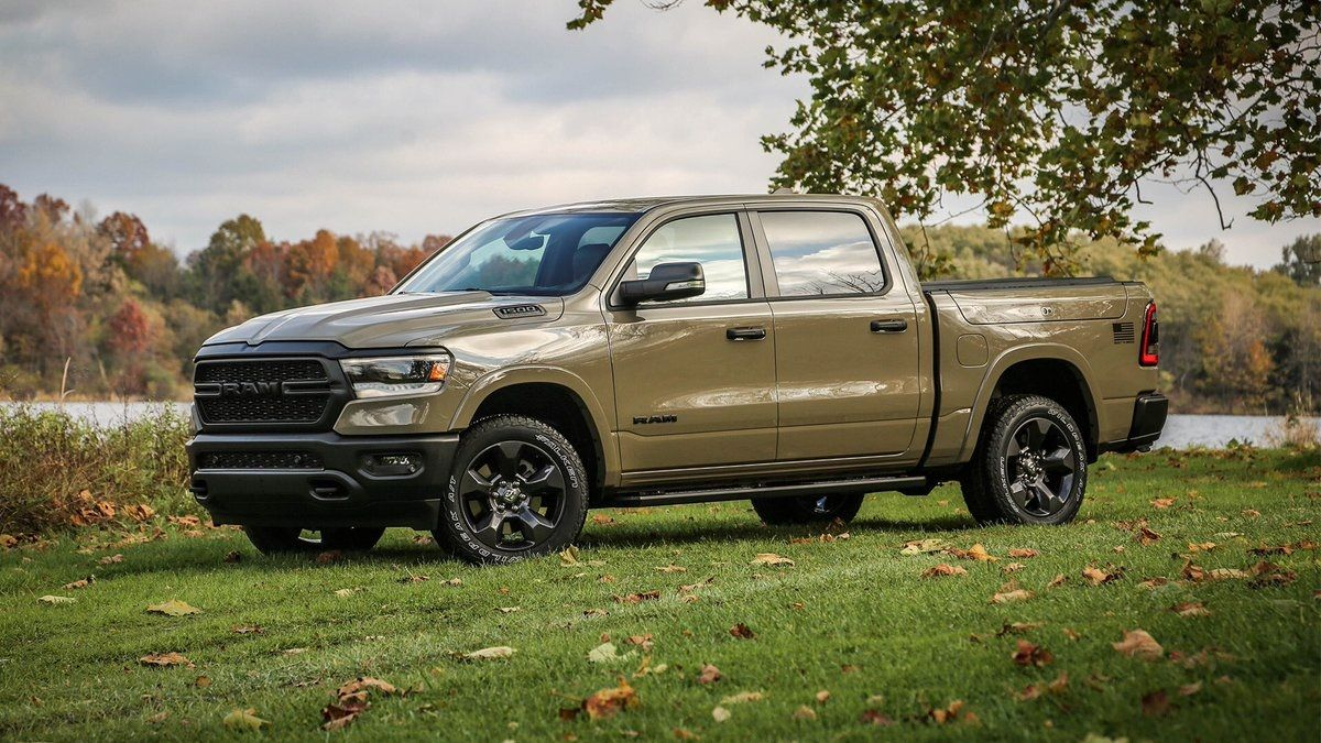 2021 Ram 1500 Ecodiesel First Look Engine Details In 2020 Ram 1500 New Cars Rear View Camera