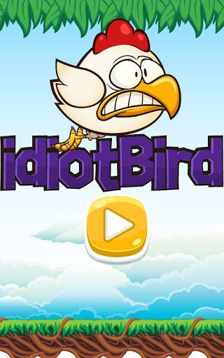 This is a bird story. Do you want to join this idiot bird adventure ? <br>If you ready continue read this description and start to play! <p>Your aim in this game ; <p>1- You must make your best jewelry collection. <br>2- This game included global leaderboard make your best score and challenge your friends and other player ! <br>3- You will like challenging obstacles. <p>if you ready lets start !