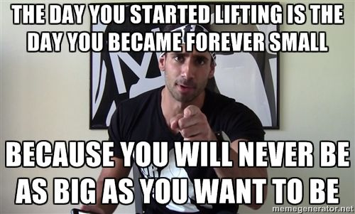 Image result for broscience forever small