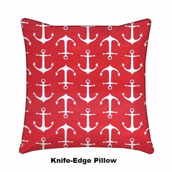 Taylor Carmine Red Pillow Cover