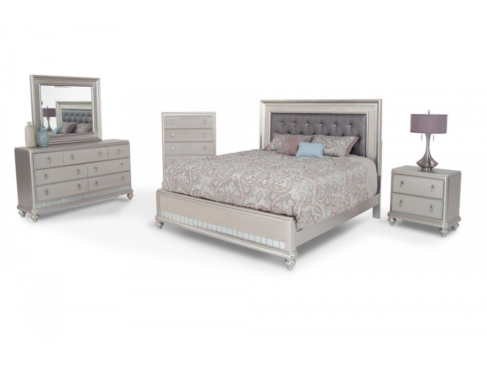 Diva 8 Piece King Bedroom Set Diva Bedroom Diva Bedroom Set Bedroom Sets Queen