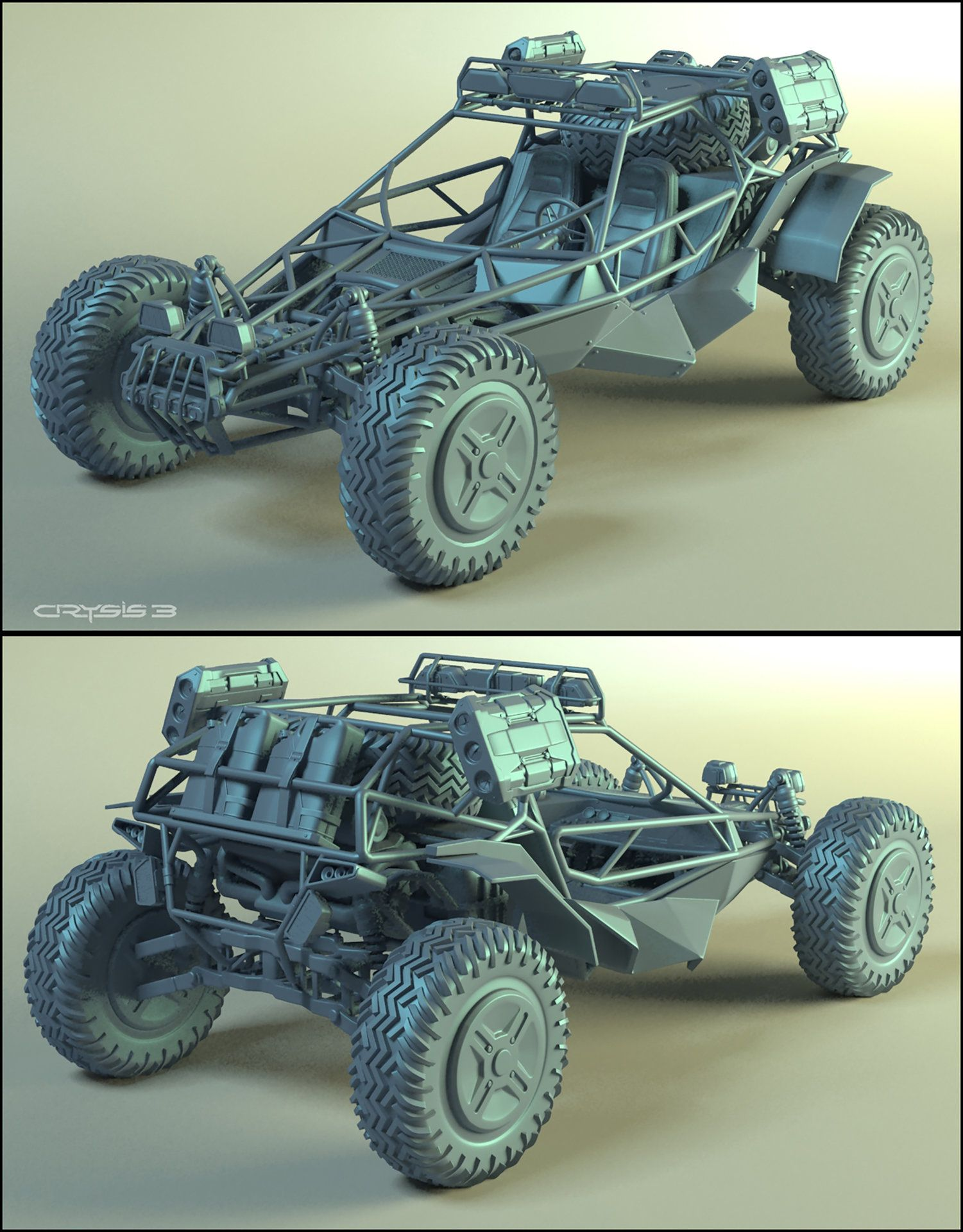 Offroad Buggy - SOLIDWORKS, Other - 3D CAD model - GrabCAD | Надо ...