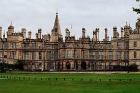 Image result for burghley house images