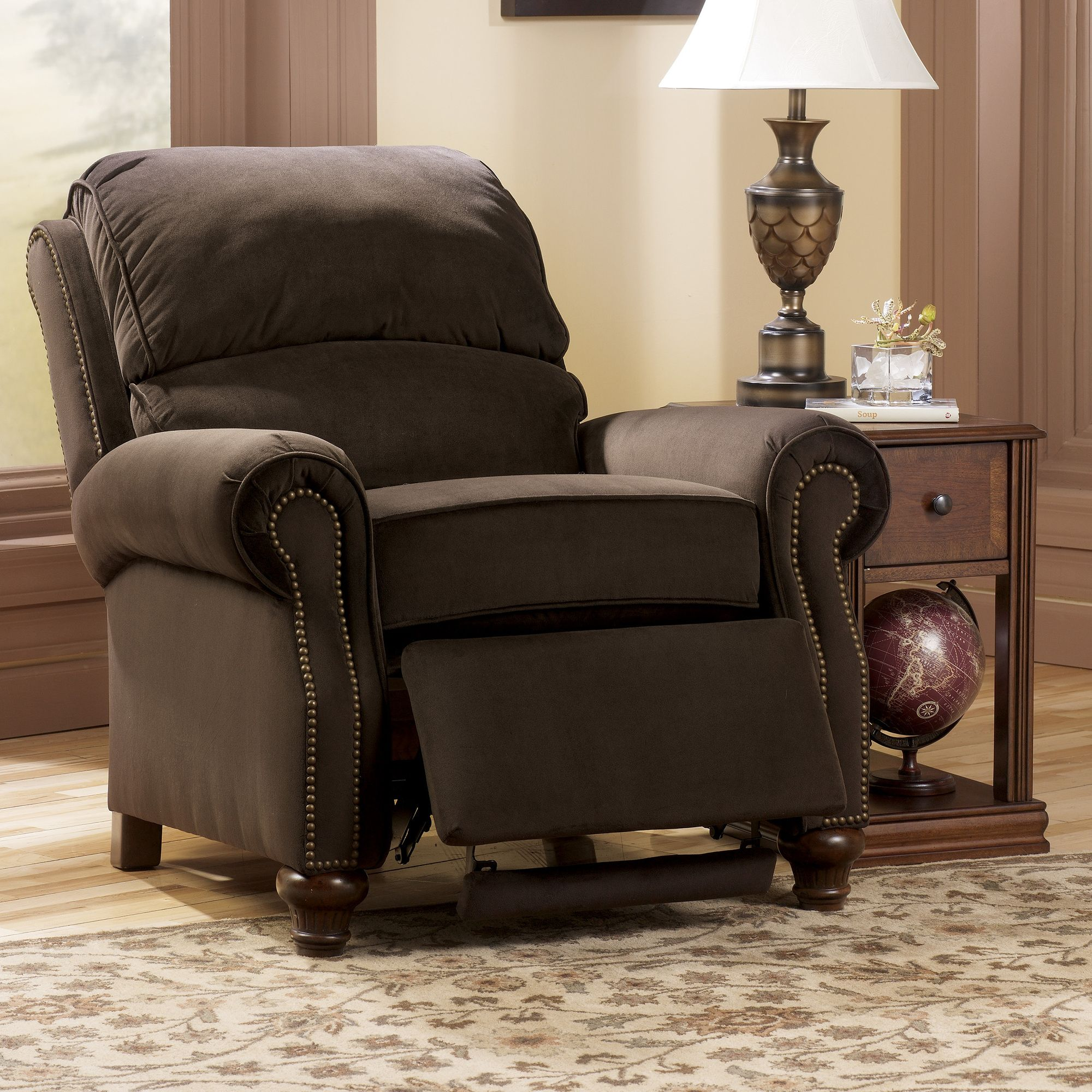 Recliner for Chadpromised in next house Furniture