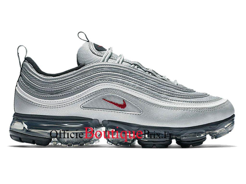 purchase cheap 3acd3 1b087 ... clearance nike vapormax 97 silver bullet aj7291 002 chaussure nike  sneakers pirx pour homme 67da6 14a02