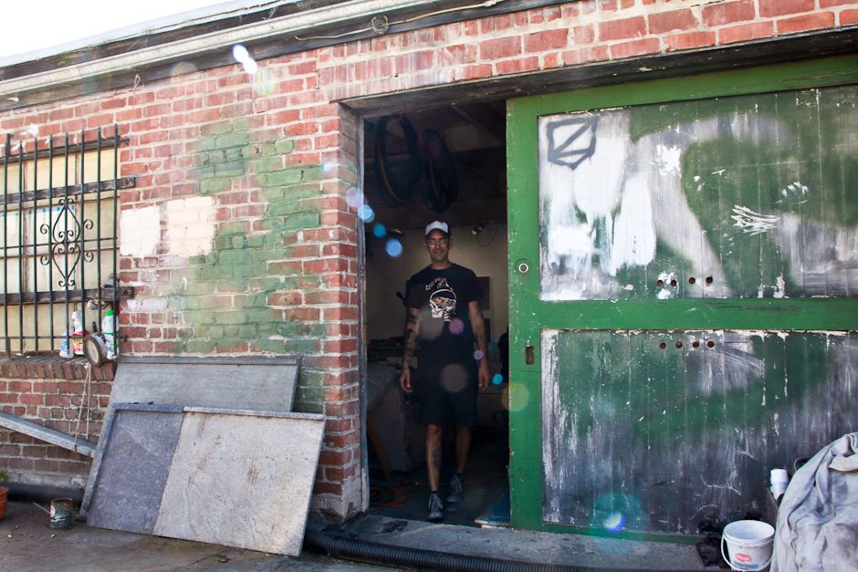 Oakland Artists - In the Make - Scott Greenwalt