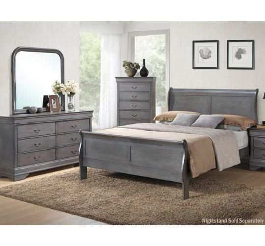 6pc King Bedroom Set Art Van Furniture Meuble Chambre A Coucher Ensemble Chambre A Coucher Mobilier De Salon