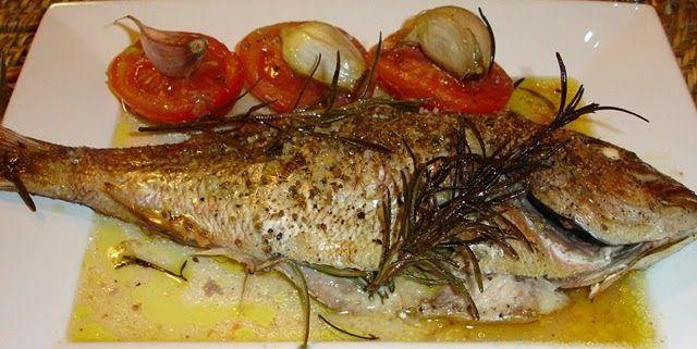 Mosli hout r ti de poisson plus belle la - Cuisine tunisienne poisson ...