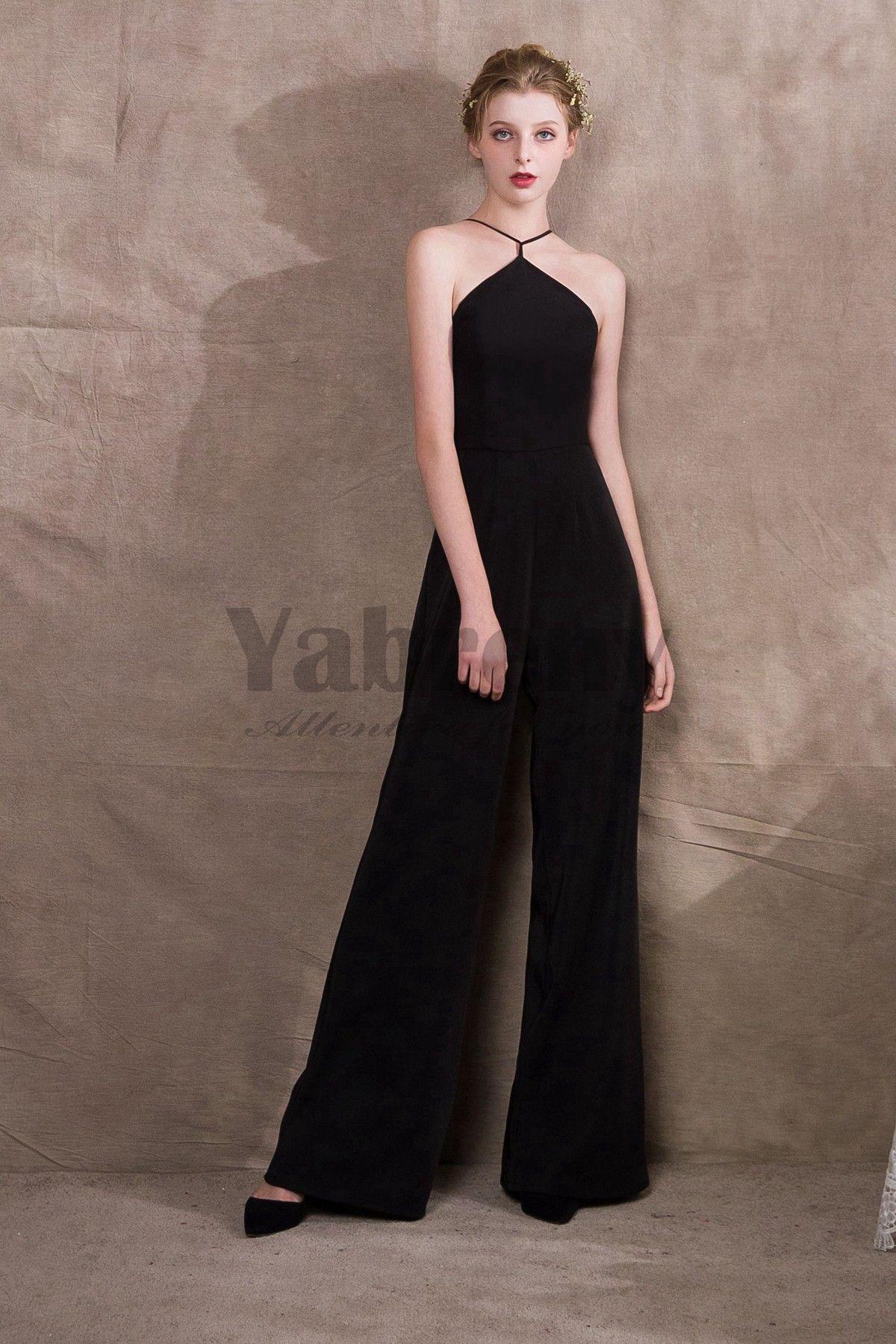 Black Stretch Chiffon Jumpsuits Womens Special Occasion Dresses So 039 Womens Special Occasion Dresses Jumpsuits For Women Special Occasion Dresses [ 1800 x 1200 Pixel ]