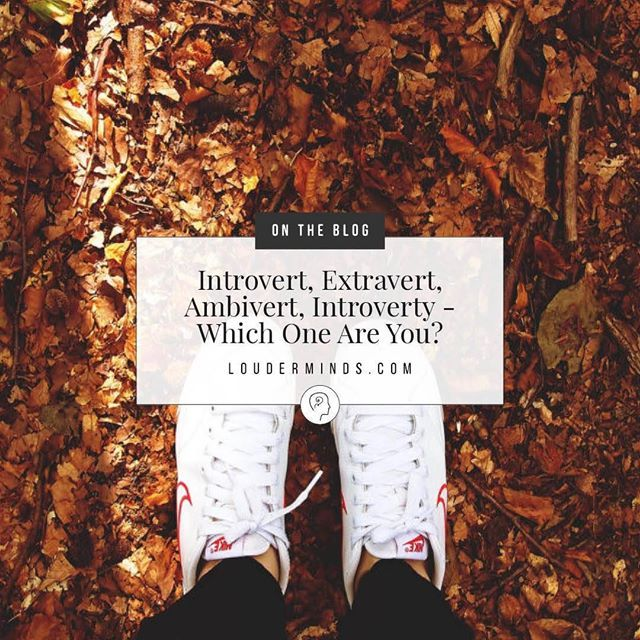 Did you know NOBODY is a pure introvert or extrovert? This post has examples of a range of personality types. I'm at the *extreme* end of introversion.